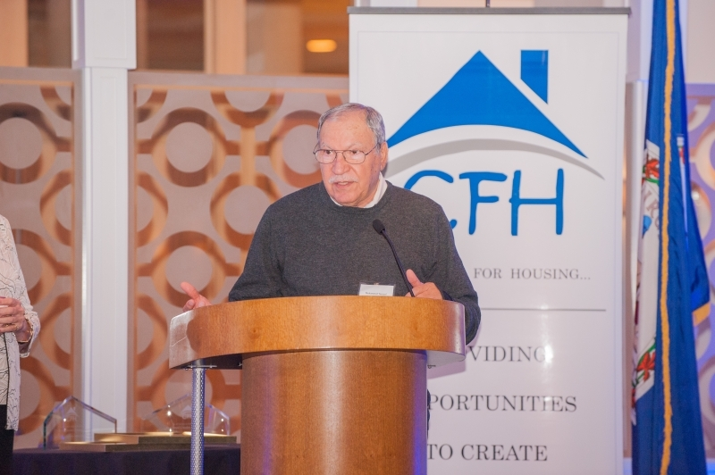 "Catholics for Housing 2017 CFH Gala ""Creating Opportunities Together,"" Westfields Conference Center, Chantilly, VA, Friday, October 6, 20017. (Photo by Max Taylor)"